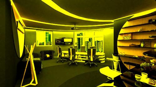 Turkcell Ofis ve Toplantı Odası Tasarımı